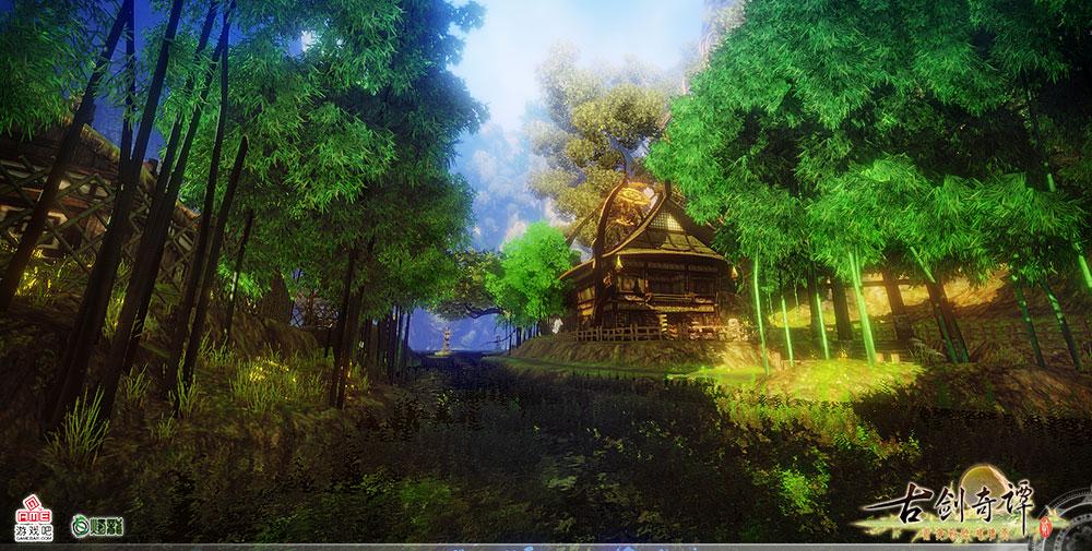 世外桃源 《古剑奇谭二》升级版家园系统盛装呈现